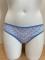 Dámské kalhotky - vzor srdíčka