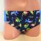 Dětské plavky - vzor žraloci